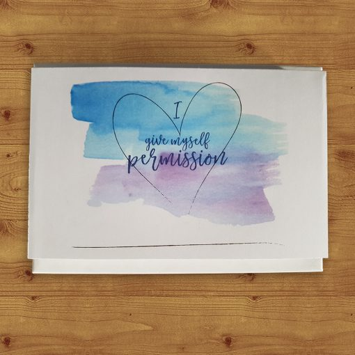Kare Psychology Permission Pad
